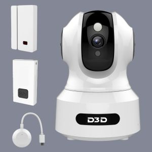 D3D 826 Home Security AI Smart IP Camera Smart Home Automation