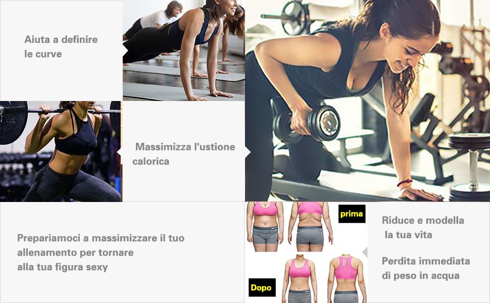Shapewear Donna Bustini Corsetto