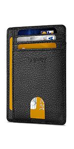 buffway mens wallet