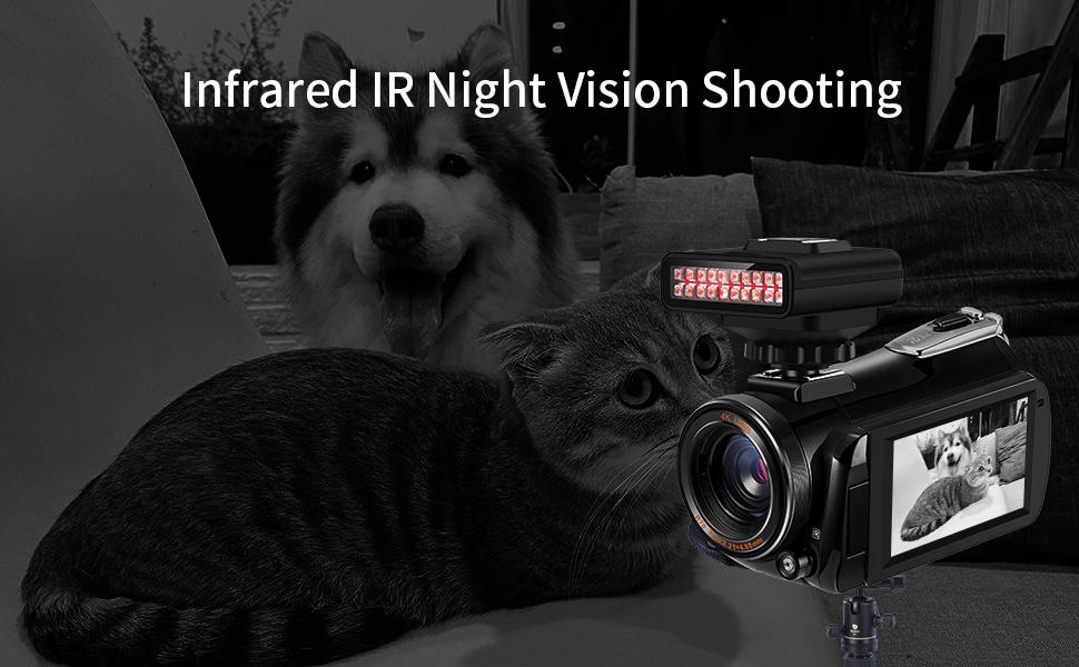 Night Vision Function