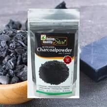 charcol powder