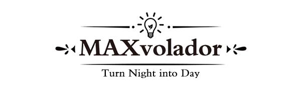 MAXvolador professional of lighting