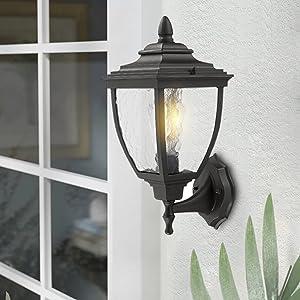 A162 Outdoor Wall Light