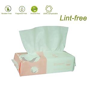 lint free
