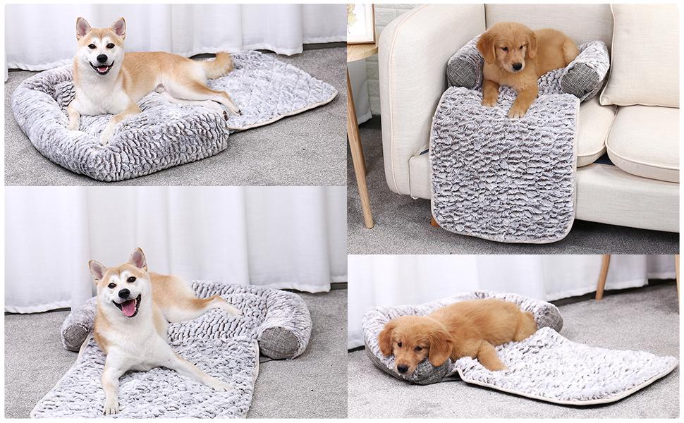 dog bed cat sofa pet mat