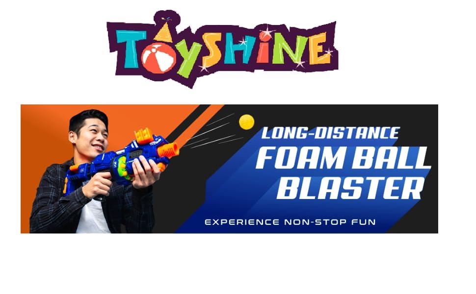Faom Blaster gun