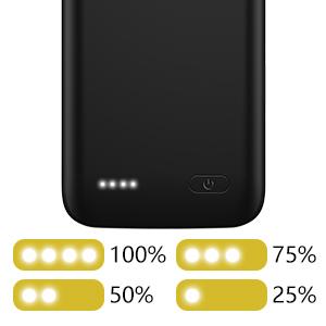 чехол для зарядки iPhone 6
