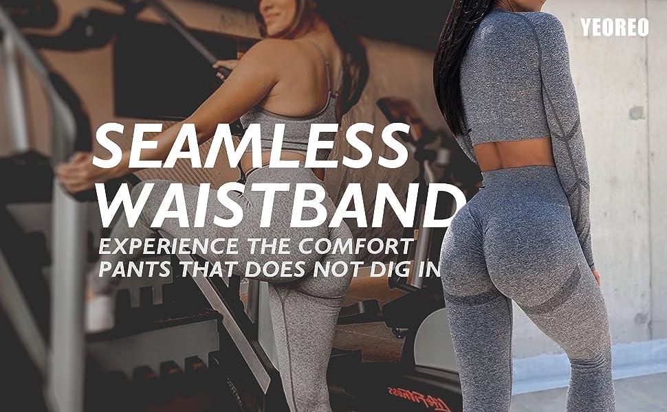 seamless waistband
