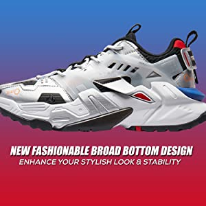 Fashionable Old daddy Casual shoes