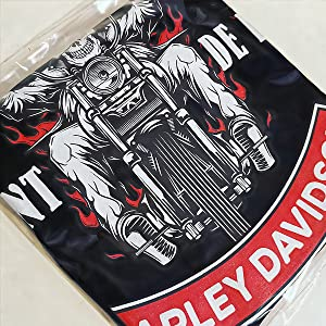 blister harley davidson t shirt moto motard cadeau homme