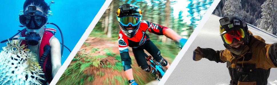 gopro hero 7 frame mount