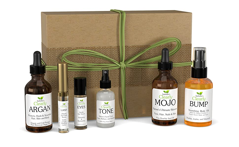 mama moms to be beauty box vegan natural products skin care body pregnant woman gift set birthday