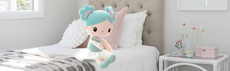 girl doll plush
