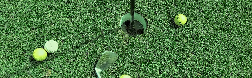 Driving Range Golf Bag Case Weekend Holiday