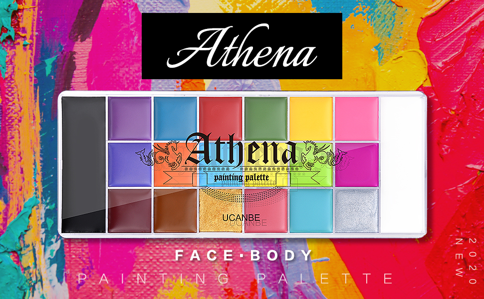 UCANBE athena painting oil