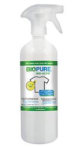 biopure, manchas, limpiador