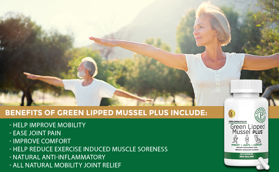 Benefits of Green lipped