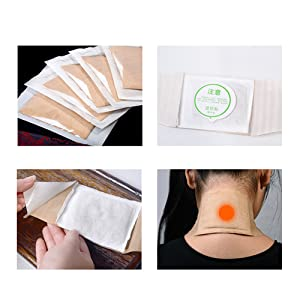 The role and use of moxibustion stickers