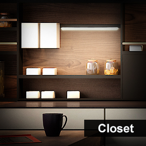 LEPOTEC LED Under Cabinet Light