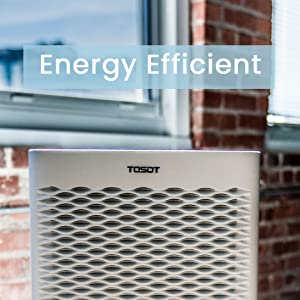 TOSOT Dehumidifier safe and efficient