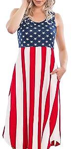 July 4th Women Dress