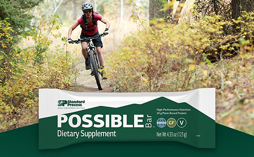 Standard Process - The Possible Bar - Dietary Supplement