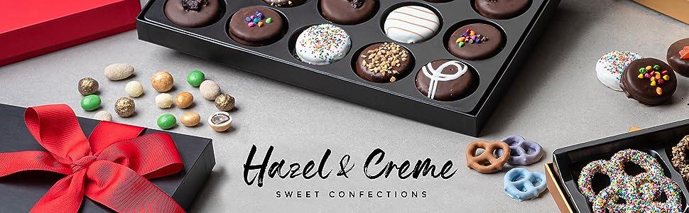 Hazel amp; Creme Gourmet Cookies - Food Gift - Anniversary, Birthday, Gifts for Men, Women