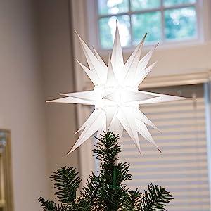 LED, tree topper