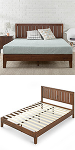 PWPBBHE Bed Frame