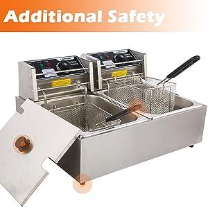 additional safety design