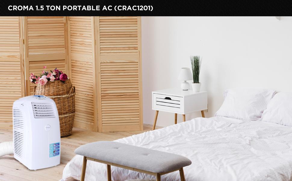 Croma Portable AC