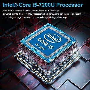 core i5 7200U