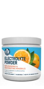 Electrolyte Powder Orange