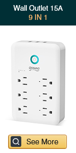 Smart Outlet - 9 IN 1