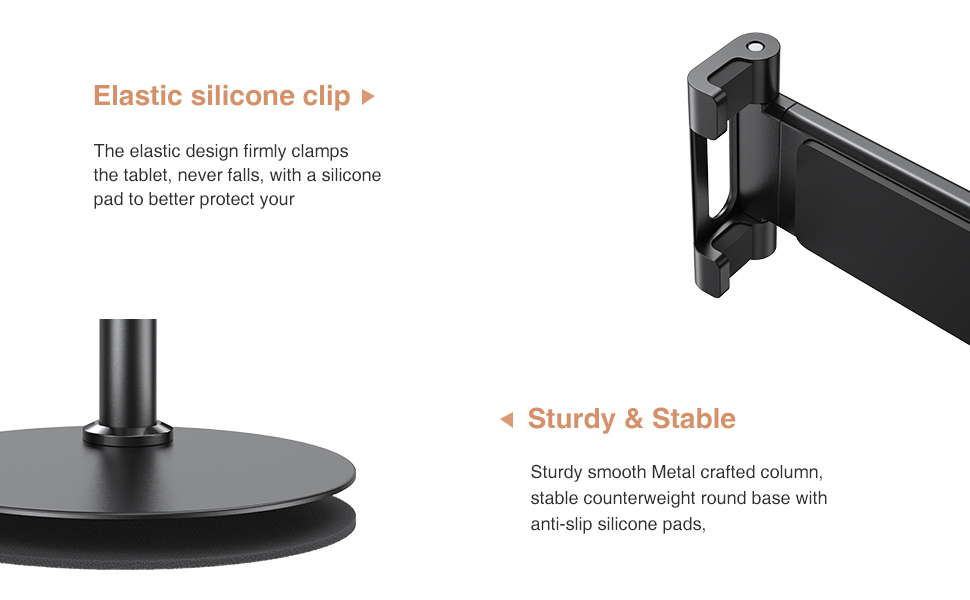 ipad pro tablet stand