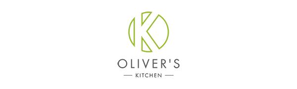 Oliver's Kitchen prensa de ajos