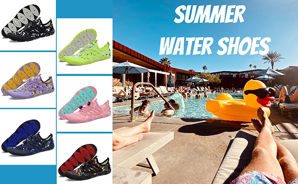 summer water shoes