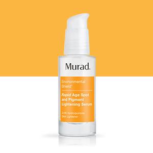 Rapid Age Spot Pigment and Lightening Serum