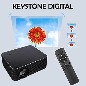 Keystone digital manejable desde el mando a distancia maxima definicion sin perdida de enfoque