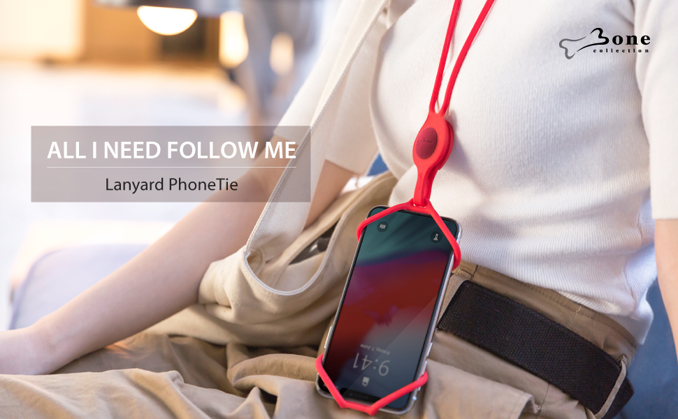 Lanyard Phone Tie