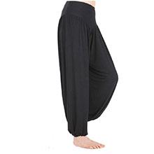 black yoga pants 1