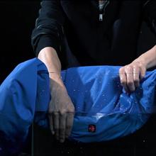 chaqueta calefactable mujer