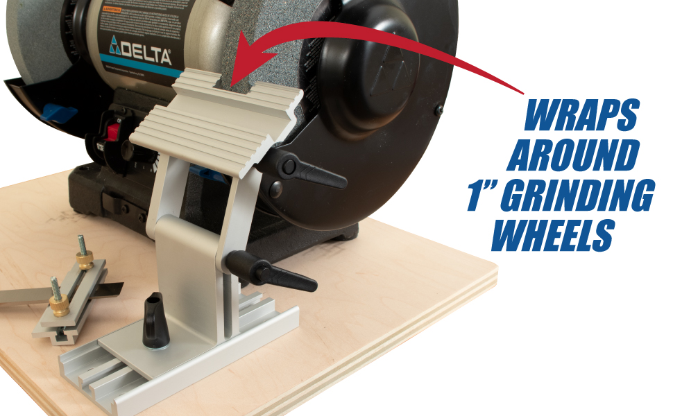 Phenomenal Adjustable Replacement Tool Rest Sharpening Jig For 6 Inch Or 8 Inch Bench Grinders And Sanders Bg Features Internal Lock Washers For Extra Platform Caraccident5 Cool Chair Designs And Ideas Caraccident5Info
