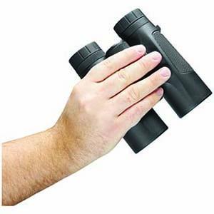 Bushnell Roof Prism Binoculars in hand