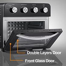 Double Layers Door