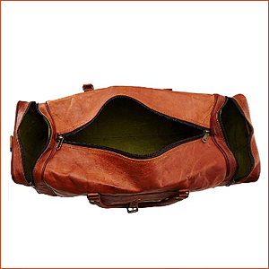 Spacious with multi compartment and detachable strap