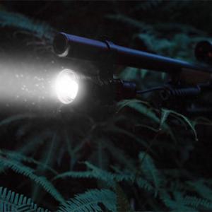 nitecore, p30, new p30, p30n, flashlight, hunting, horse,
