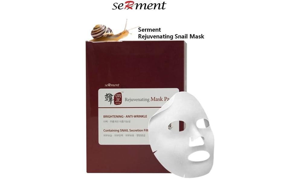 Serment mask -5