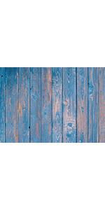 Blue Wood Backdrop
