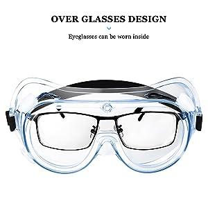 Compatible avec les lunettes Myopia